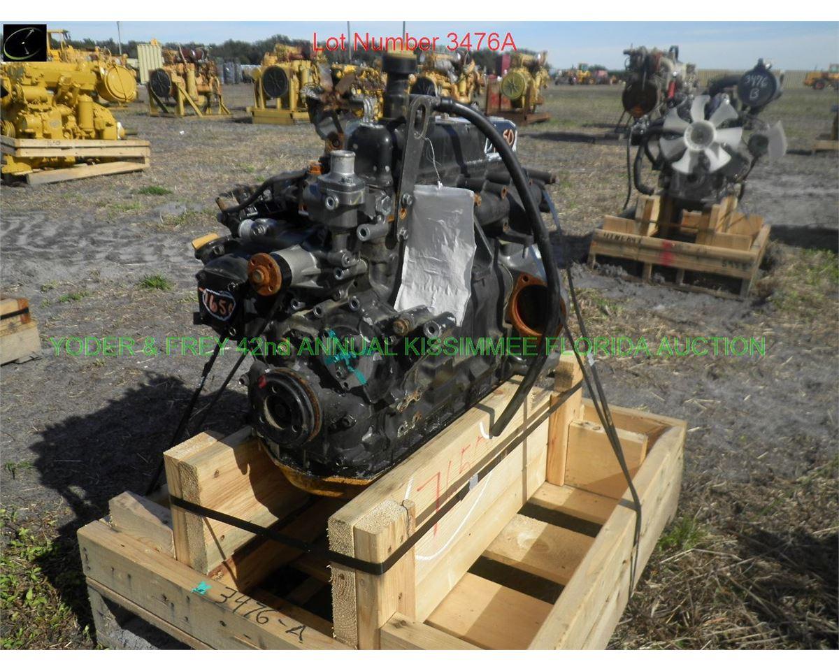 Yanmar 4TNE88 Diesel Engine, Sn  0526