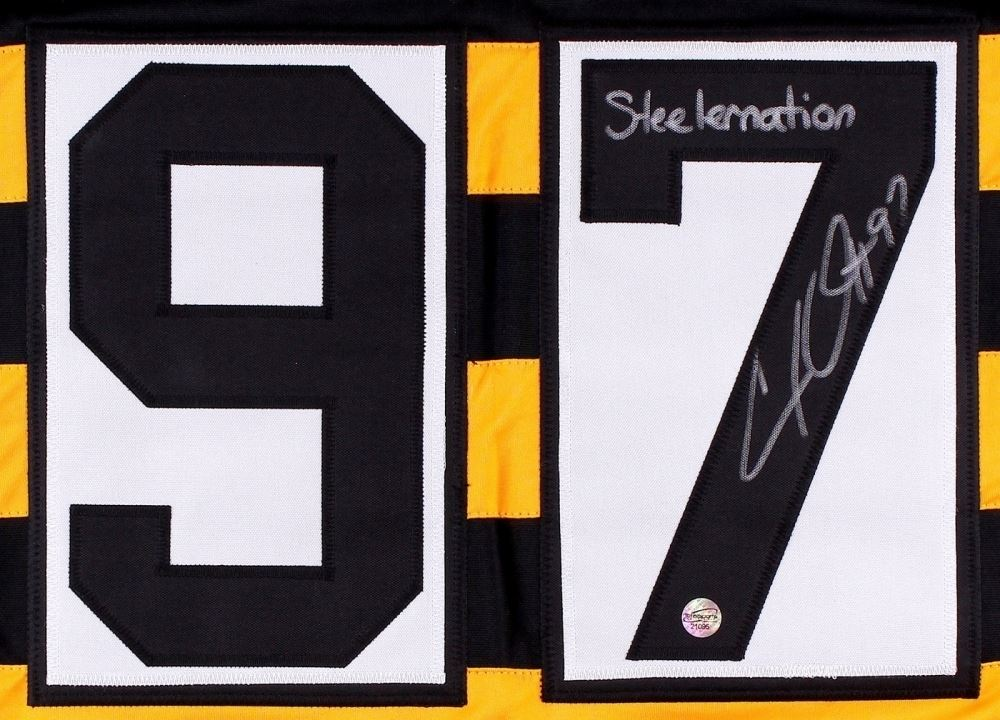 d5d6c384b08 ... Image 2   Cameron Heyward Signed Steelers Jersey Inscribed