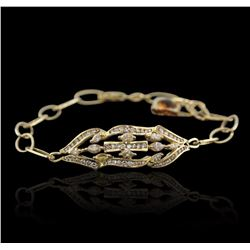 18KT Yellow Gold Bracelet