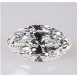 GIA Certified 0.90 ctw Marquise Cut Loose Diamond