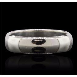 Platinum Band Ring