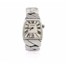 Cartier Stainless Steel La Dona Watch