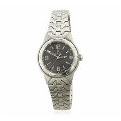 Stainless Steel Ebel Ladies Watch