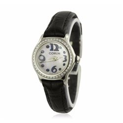 Corum Stainless Steel Diamond Ladies Watch