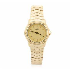 Ebel 18KT Yellow Gold Ladies Watch