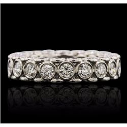 14KT White Gold 5.63 ctw Diamond Ring