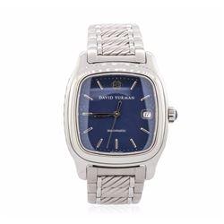 David Yurman Stainless Steel Watch