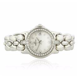 Bertolucci Stainless Steel Diamond Ladies Watch
