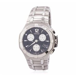 Concord Saratoga Stainless Steel Watch