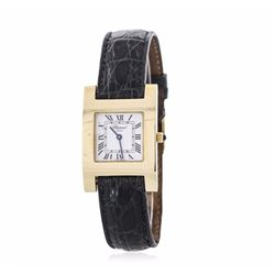 Chopard 18KT Yellow Gold H Ladies Watch