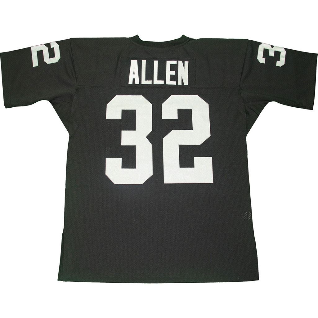 online store 4a2da 1ca12 1983 Marcus Allen Raiders Mitchell & Ness Authentic Jer