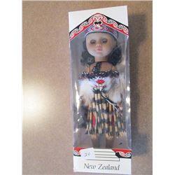 Native New Zealand Doll
