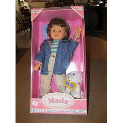 Marie Doll w/ Puppy