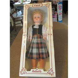 1974 Carol Walking Doll