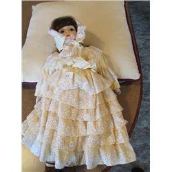 Porcelin Face Doll