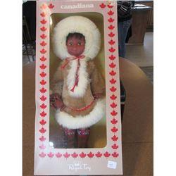 1981 Eskimo Doll