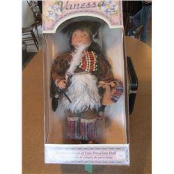 Vanessa Native Doll