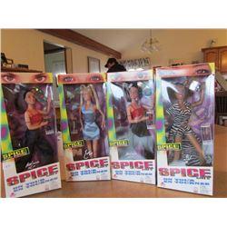 Spice Girls Barbie