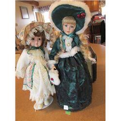 Porcelin Dolls
