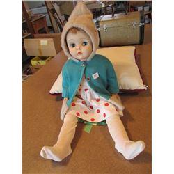 1962 Pullan Doll