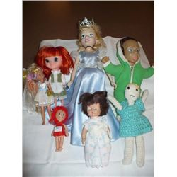 Assorted Dolls (7)