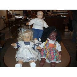 Soft Bodied Dolls