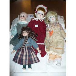 Newer Porcelain Dolls (4)