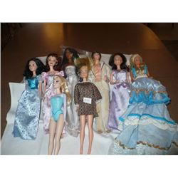 Barbie Dolls (8)