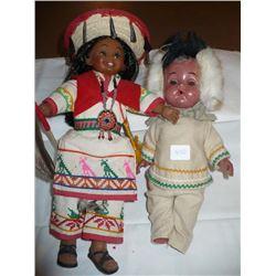 Ethnic Dolls  (2)