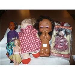 Assorted Dolls (5)