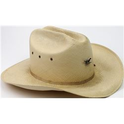 Bailey cowboy straw hat size 7 1/4