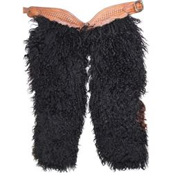 Beautiful pair RT Frazier wooly chaps