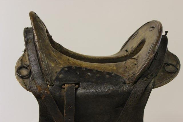 Rare Indian Wars 1868 McClellan Cavalry saddle