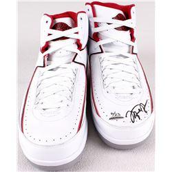 eb5807666044 Michael Jordan Signed New Pair of