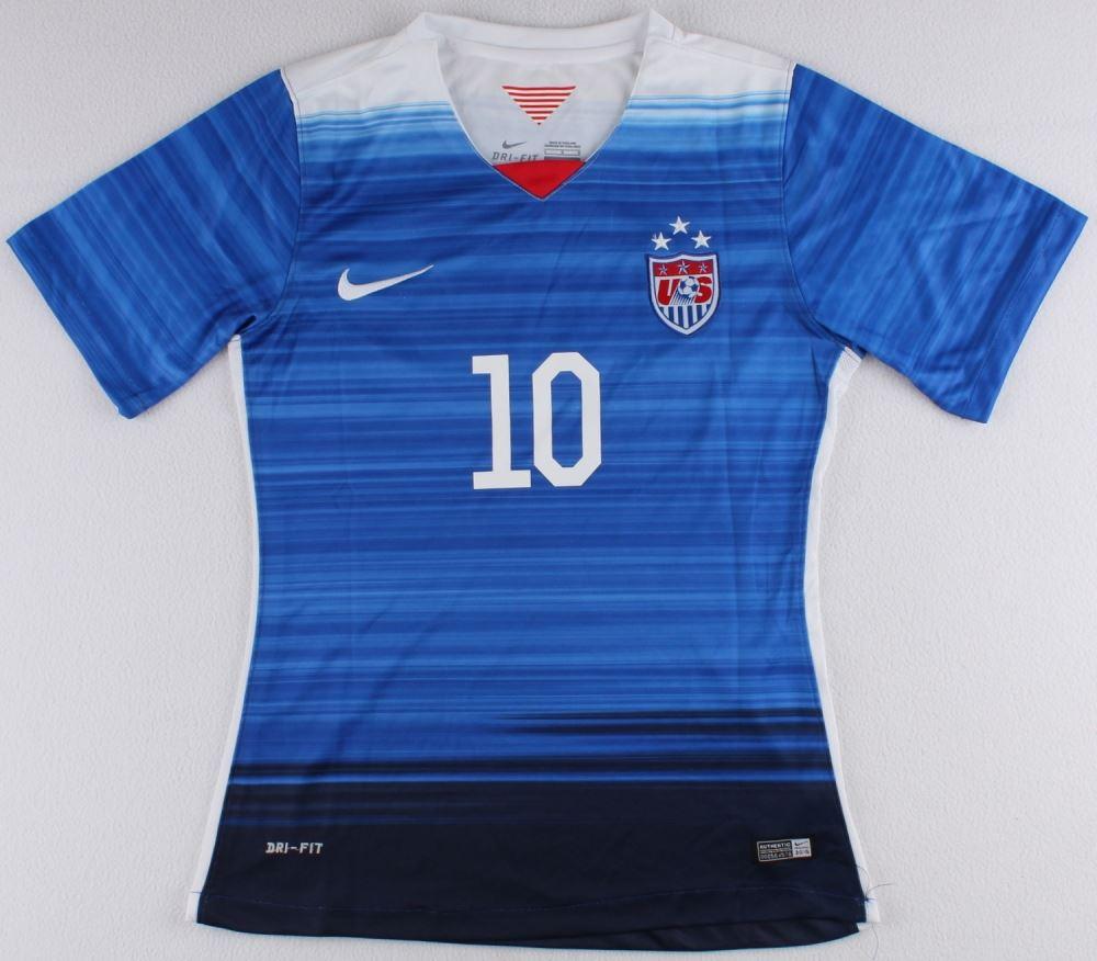 best website 8b61b 55933 Carli Lloyd Signed Nike Authentic Team USA Jersey Inscribed ...