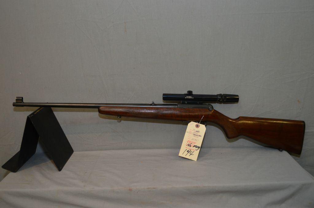 Brno Model CZ 511 ?  22 LR cal Mag Fed Semi Auto Rifle w