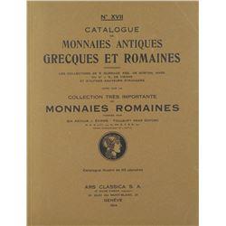 Ars Classica XVII: Burrage, Evans & al.