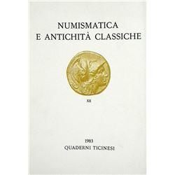 Numismatica e Antichità Classiche