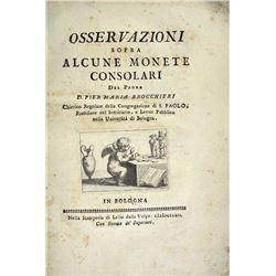Padre Brocchieri's 1762 Osservazioni