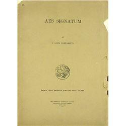 Comparette's Original Aes Signatum