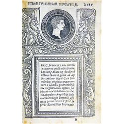 The  First Printed Book Illustrating Coins & Medals