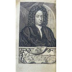 Goetz's 1716 Numismatic Dissertationes