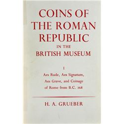 Roman Republican Coins in the British Museum