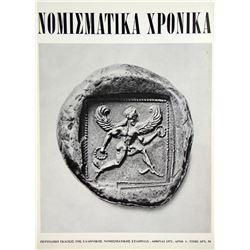 The Hellenic Numismatic Society's Chronika