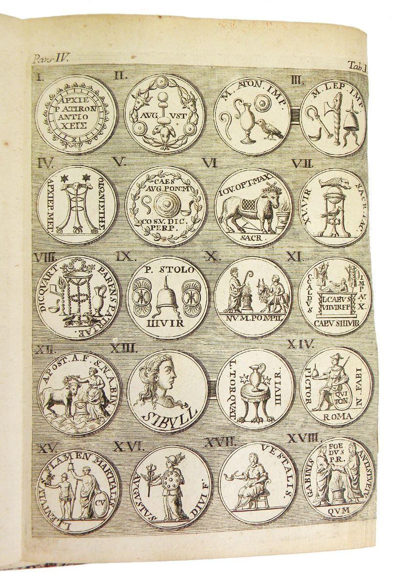 Rare 1752 Work by Hirschstainer & Preisinger
