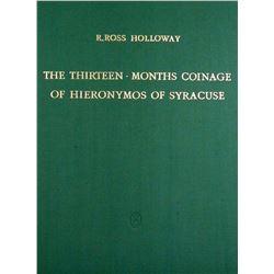 Holloway on Hieronymos of Syracuse