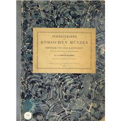 Second Editions of Imhoof-Blumer on Roman Portraiture