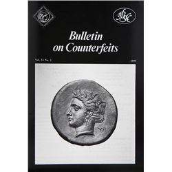Bulletin on Counterfeits