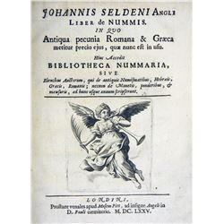 Labbé's 1675 Numismatic Bibliography