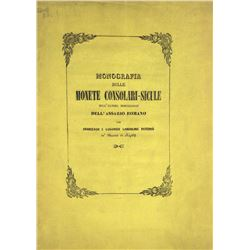 Monografia delle Monete Consolari-Sicule